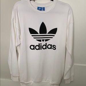 Adidas Oversized Women's Crewneck